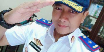 Drs Andi Armawan Kepala Dishub Kota Cirebon